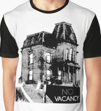 NO VACANCY Graphic T-Shirt