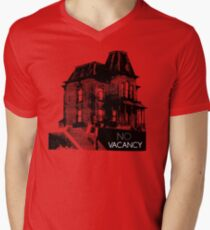 NO VACANCY Men's V-Neck T-Shirt