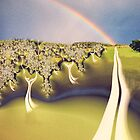 At the end of the Rainbow by © Kira Bodensted
