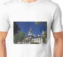 Kingston, Ontario, Canada City Hall Unisex T-Shirt