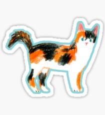 Calico Sticker