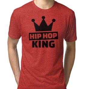 Vinilos y fundas para iPad «Rey del hip hop» de Designzz  c89c1254d81