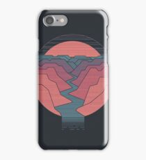 Canyon River iPhone Case/Skin
