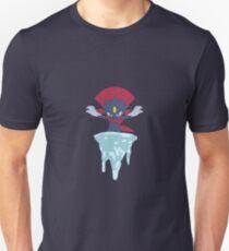 Weavile - Icicle Crash Unisex T-Shirt
