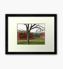 """""""Twisted All About, Naturally""""... prints and products Framed Print"""