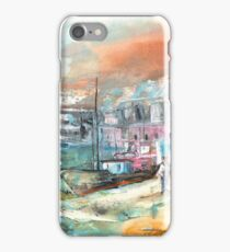 Spanish Harbour 08 iPhone Case/Skin