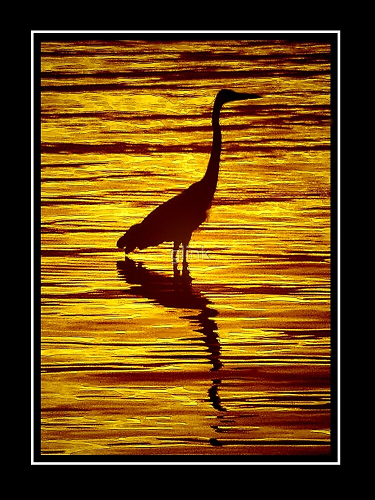 Silhouette by glink