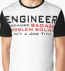 Engineer Graphic T-Shirt