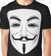 Guy Fawkes Graphic T-Shirt