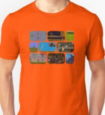 Commodore Amiga Games Unisex T-Shirt