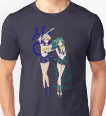 Sailor Uranus & Neptune Crystal III T-Shirt