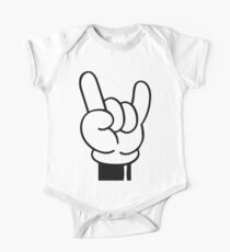 COOL FINGERS One Piece - Short Sleeve
