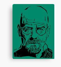 Breaking Bad - Heisenberg #00896-B Canvas Print