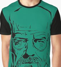 Breaking Bad - Heisenberg #00896-B Graphic T-Shirt