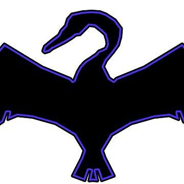 Crane Gang Hero Logo by kylecrane