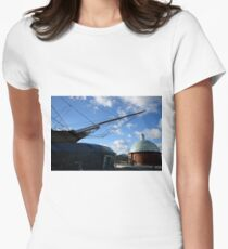 Greenwich Womens Fitted T-Shirt