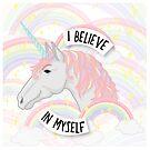 I believe in myself by JudithzzYuko