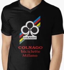 COLNAGO Men's V-Neck T-Shirt
