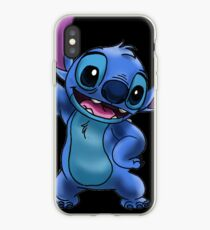 Experiment 626 (Stitch) Zoomed In iPhone Case