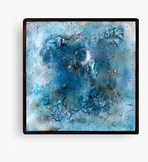 Satellite Blues 01 Canvas Print