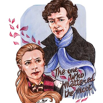 The one who mattered the most by Jess-P