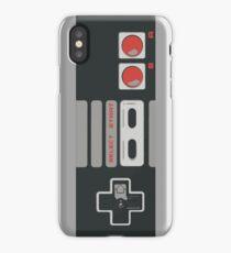 NES Realistic Controller Design iPhone Case/Skin