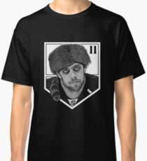 Coonskin Anze Kopitar Tee - LA Kings (two-color design) Classic T-Shirt