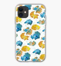 Beta Fish iPhone Case