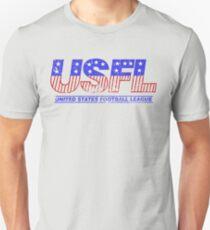 United States Football League Unisex T-Shirt