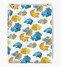 Beta Fish iPad Case/Skin