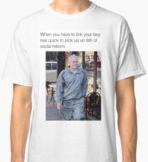 Eighth of Social Reform Classic T-Shirt