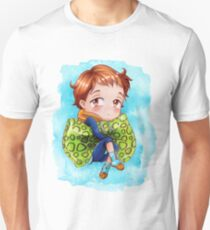Seven Deadly Sins Anime - KING chibi 2 T-Shirt
