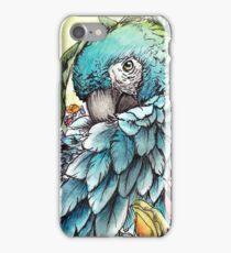 'Jungle Beauty'- Onyx Art Studios iPhone Case/Skin
