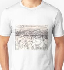 IN THE CITY WHERE...(C2013) Unisex T-Shirt