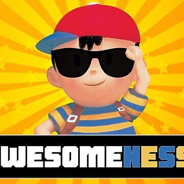 AwesomeNess!! by fuzzynegi