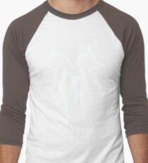 Zanarkand Abes_White Men's Baseball ¾ T-Shirt