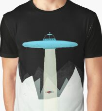 KIDNAPPED BY ALIENS Graphic T-Shirt
