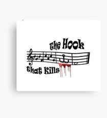The Hook Canvas Print