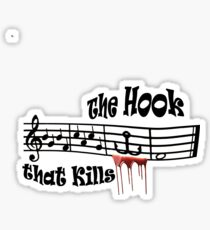 The Hook Sticker