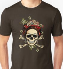 Masterpiece Skull Frida T-Shirt