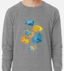 Beta Fish Lightweight Sweatshirt