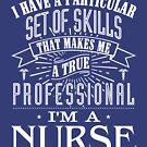 Nurse Professional by EthosWear