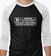 Bewertet R Baseballshirt mit 3/4-Arm