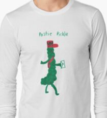Postie Pickle Long Sleeve T-Shirt