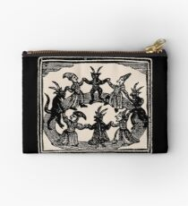 Witches Circle Dance Studio Pouch