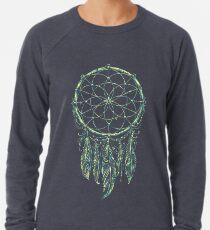 Traumfänger-Säure Leichtes Sweatshirt
