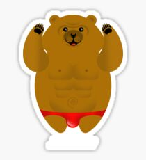SPEEDO SWIMBEAR Sticker