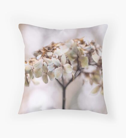 Pale Ardour Throw Pillow