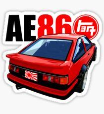 AE86 COROLLA JDM STYLE Sticker