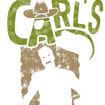 Carl's Gun Range - Don't Shoot Your Eye Out! by BennettX